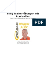 Sling-Trainer-Übungen-Vol.-11