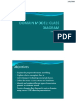 Domain Model-Class Diagram