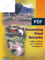 Assessing Food Security (24 Villages)