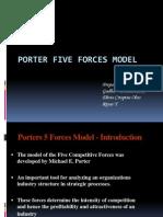 Porter Five Forces Model