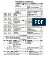 1. Jadwal Kuliah Genap 2012-2013 Kelas Inderalaya (Revisi 3)