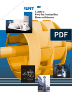 TLT Covent Centrifugal Blower Catalogue