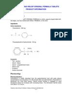 Panadol Sinus Relief Original Formula-pi