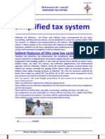 Simplified Tax System