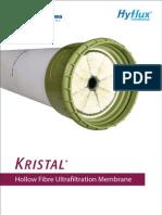 Hyflux Kristal Membrane