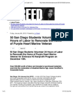50 San Diego Students Volunteer 24 Hours of Labor to Renovate the Home of Purple Heart Marine Veteran _ Veterans News Now.pdf