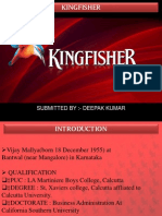 Kingfisher DEEPAK
