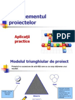 Managementul proiectelor - MEDIASOFT