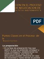 Participacion en El Proceso de Negociacion de Tecnologia