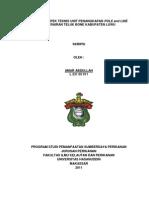 Analisis Aspek Teknis Unit Penangkapan Pole and Line Di Pera