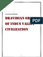 Dravidian Origin