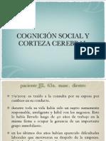 cognición social