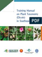 04 Plant Taxonomy Manual