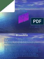 BISECTRIZ MATEMATICA