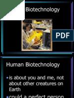 Human Biotechnology