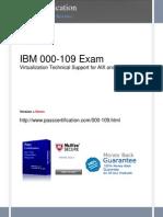 000-109 Exam