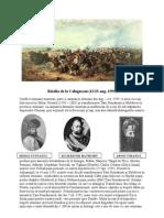 Batalia de La Calugareni