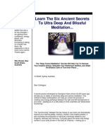 4470513 Learn the Six Ancient Secrets to Ultra Deep and Blissful Meditation