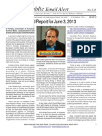511 - Benjamin Fulford Report for June 3, 2013