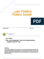 FD 1 BesaraNSatuan&Vektor