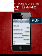 The ultimate guide to text and phone game pdf