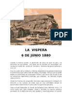 Arica 6 de Junio 1880