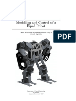 Biped Robot Report (1)