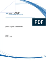 pPlus Logical Data Model