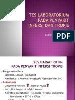 Tes Lab Penyakit Infeksi Dan Tropis (April 2011)