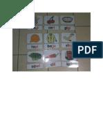 Langkah 2- Pengukuhan-Kad Gambar Dan Perkataan KVKV