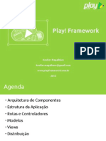 Play Framework Trainning