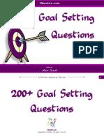 200 Goal Setting Questions v.2