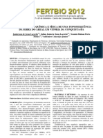 INFLUENCIA DO RELEVO NAS CARACTERÍSTICAS QUÍMICAS DA SERRA DO AREAL VITÓRIA DA CONQUISTA-BA.pdf