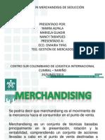 Merchandising de Seduccion