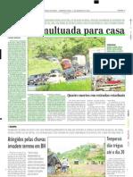 2004.01.05 - Volta Tumultuada Para Casa - Estado de Minas
