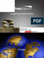 Leapfrog Technology Opportunity to Close Governance & Trust Gap in African Governments