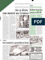 2004.02.03 - Acidente Mata Duas Pessoas Na BR-381 - Estado de Minas