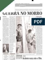 2004.03.07 - Cinco Feridos Em Dois Acidentes Na BR-381 - Estado de Minas