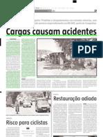 2004.10.10 - Cargas Causam Acidentes - Estado de Minas