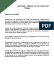Res NOM-019-STPS Comisión de Seguridad e Higiene