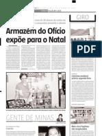 2004.12.09 - Motorista Morre Em Acidente Na BR-381 - Estado de Minas