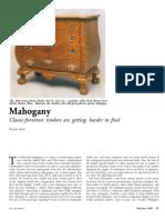 076-051 - Mahogany