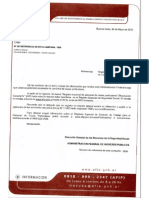 AFIP carta
