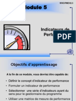 Module 5 Indicateur de Performance