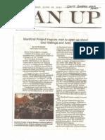 MKPSB Article - ManKind Project Santa Barbara - Santa Barbara News Press - June 19