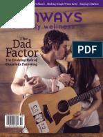 Pathways to Family Wellness June - 2013 - Mature Masculinity