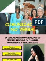 2.- Comunicación no verbal