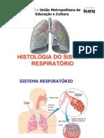 Histologia AP Respiratrio Modo de Compatibilidade