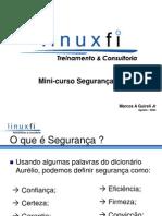 Palestra - Segurança_MINICURSO_IESP_2004