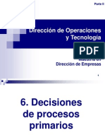 Gestión de Operaciones parte II_año 2012
